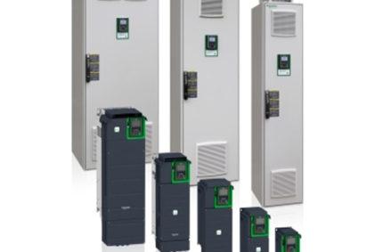 Variateurs pour les fluides de 0,75 à 800kW